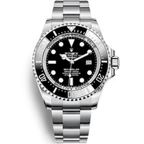 Rolex Sea-Dweller Deepsea 126660 2019 новые
