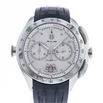 TAG Heuer SLR Staal 47mm Zilver