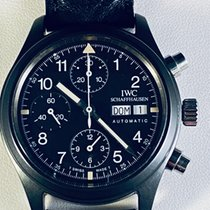 IWC Pilot Chronograph IW3705 1990 pre-owned