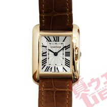 Cartier Tank Anglaise W5310027 2013 occasion