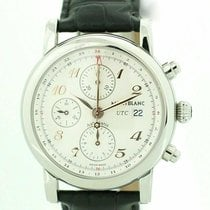 Montblanc Steel 42mm Automatic Star pre-owned United States of America, Florida, Sarasota