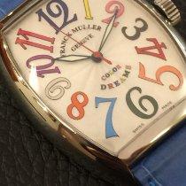 Franck Muller Color Dreams Steel 41mm Silver Arabic numerals
