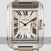 Cartier Tank Anglaise WT100009 2016 pre-owned