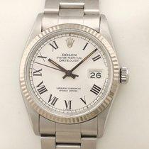 Rolex Datejust 16014 Automatic Automatik 1984 gebraucht