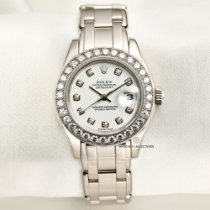 Rolex Lady-Datejust Pearlmaster 80299 2001 pre-owned