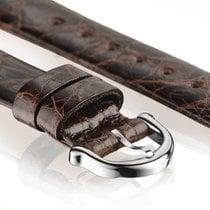 Maurice Lacroix Damen Uhr Krokoleder Band braun 15 12 crocolea...