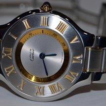 Cartier Gold/Steel 21 Must de Cartier 28mm pre-owned