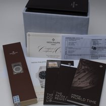 Patek Philippe World Timer 5230G-001 Weissgold