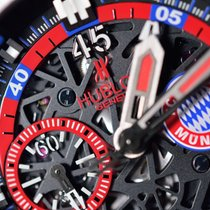 Hublot King Power Bayern Munich / Box & Papers / Warranty