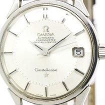 Omega Constellation Cal 564 Pie Pan Dial Steel Watch 168.005 ...