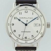 Hamilton Khaki Navy Pioneer occasion 43mm Acier