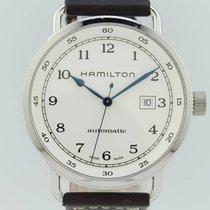 Hamilton Khaki Navy Pioneer pre-owned 43mm Steel