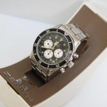 Zenith El Primero De Luca Ref. 02.0310.400 Chronograph