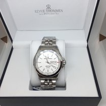 Revue Thommen Airspeed (submodel) new 2018 Automatic Watch with original box and original papers 16020.2132