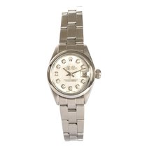 Rolex Oyster Perpetual Lady Date 6916 Vintage Watch