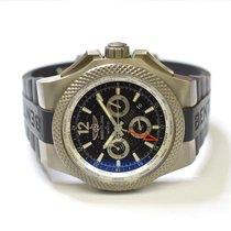 Breitling Bentley GMT Light Body 49mm Titanium Watch on Rubber...