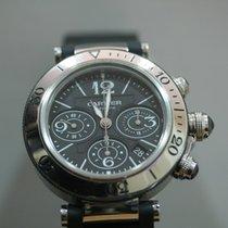 49d6df9f2dd Comprar relógios Cartier Aço
