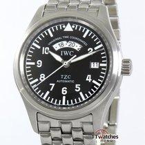 萬國 Pilot Utc Tzc Iw3251 Box Papers Steel Bracelet