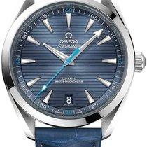 Omega Seamaster Aqua Terra Steel 41mm Blue