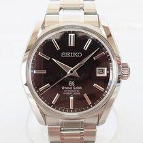 세이코,새 시계/미 사용,박스 있음, 서류 있음,40 mm,스틸