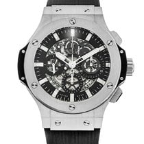 Hublot Big Bang Aero Bang pre-owned 44mm Steel
