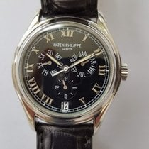 Patek Philippe Annual Calendar Platinum 37mm Black Roman numerals United Kingdom, London