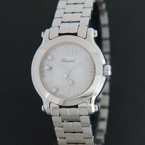 Chopard Staal 30mm Quartz 8509 tweedehands Nederland, Maastricht