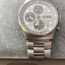 TAG Heuer Porsche Design by Eterna Day Date Chronograph 6625