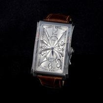 Cuervo y Sobrinos Steel Automatic A1012 pre-owned
