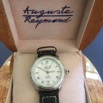 Auguste Reymond Acero Automático Plata Romanos 38,5mm usados