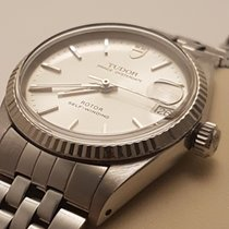 Tudor 32mm Remontage automatique 1991 occasion Prince Oysterdate