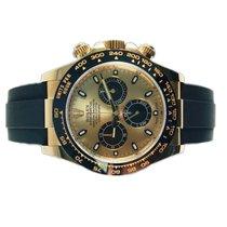 Rolex Daytona Yellow gold 40mm Champagne No numerals United States of America, California, La Jolla