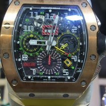 Richard Mille RM 11-02 Rose gold 2018 RM 011 42.70mm new