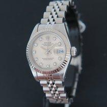 Rolex Lady-Datejust Staal 26mm Zilver Nederland, Maastricht