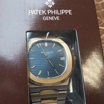 Patek Philippe Nautilus Gold/Stahl 42mm Blau Keine Ziffern Deutschland, Eltville