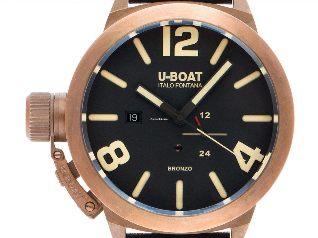 dc1eba4e7d9a U-Boat Classico Bronze - all prices for U-Boat Classico Bronze watches on  Chrono24