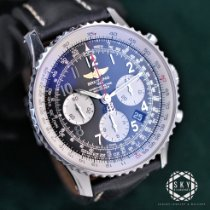 Breitling Navitimer 01 Steel 43mm Black Arabic numerals United States of America, New York, NEW YORK