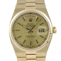 Rolex Day-Date Oysterquartz Yellow gold 36mm Champagne No numerals United States of America, Florida, Boca Raton