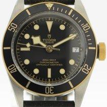 Tudor Black Bay S&G Gold/Stahl 41mm Schwarz Deutschland, Stuttgart