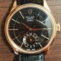 Rolex Cellini Dual Time 50525 pre-owned