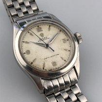 Rolex Stahl 32mm Silber