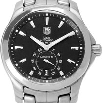 TAG Heuer Link Calibre 6 Steel 39mm