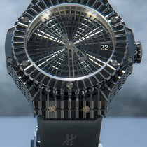 Hublot Big Bang Caviar Ceramic 41mm Black No numerals
