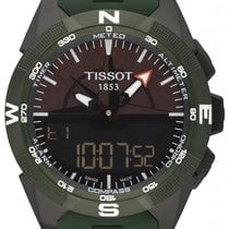 Tissot T-Touch Expert Solar Ceramic 45mm Black
