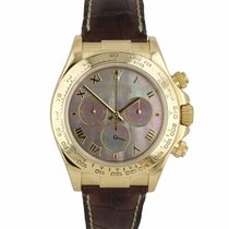 Rolex Daytona Yellow gold 40mm Mother of pearl United States of America, New York, Massapequa Park