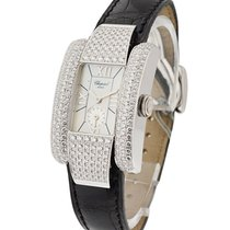 Chopard 416847-1001 La Strada in White Gold with Diamond Case...