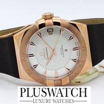Omega CONSTELLATION OMEGA CO-AXIAL 38 MM ROSE GOLD