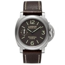 Panerai Luminor Marina 8 Days new Manual winding Watch with original box and original papers PAM00564