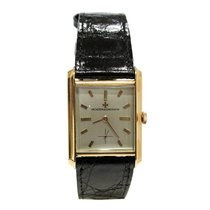 Vacheron Constantin Vintage Mens 18Kt Yellow Gold