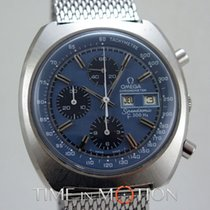 歐米茄 Vintage Speedsonic 300Hz Bleu Dial Model 188 002
